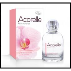 Toaletní voda Acorelle - Bílá orchidej, 50ml