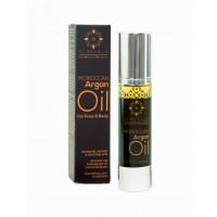 Marocký arganový olej Alassala pro pleť a tělo, 50ml