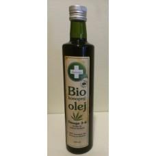Konopný olej Annabis, BIO, 500ml