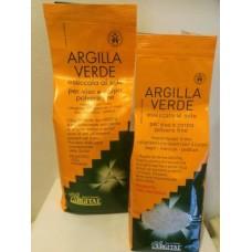 Zelený jíl Argital - vysušený sluncem, malý, 1000g