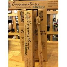 Zubní kartáček bambusový