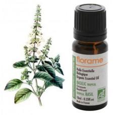Éterický olej Florame - Bazalka, BIO, 10ml