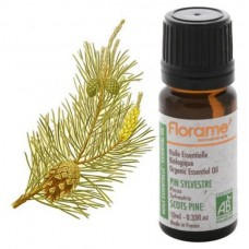 Éterický olej Florame - Borovice, BIO, 10ml