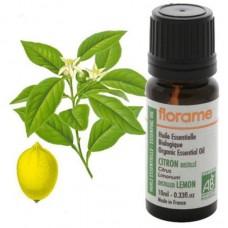 Éterický olej Florame - Citrón, BIO, 10ml