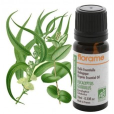 Éterický olej Florame - Eukalyptus globulus, BIO, 10ml