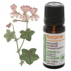 Éterický olej Florame - Geranium (pelargonie), BIO, 10ml
