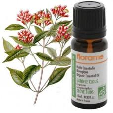 Éterický olej Florame - Hřebíček, BIO, 10ml