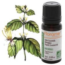 Éterický olej Florame - Pačuli, BIO, 10ml