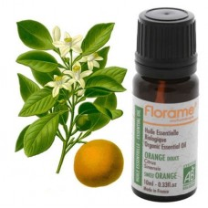 Éterický olej Florame - Pomeranč sladký, BIO, 10ml
