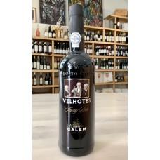 Portské víno CÁLEM Velhotes Tawny