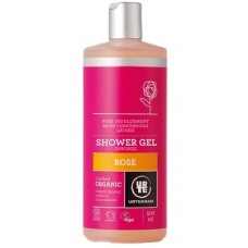 Sprchový gel Urtekram - Růže, BIO, 500ml