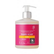 Tekuté mýdlo Urtekram - Růže, BIO, 380ml