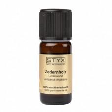 Cedr, 100% éterický olej, 10 ml, Styx