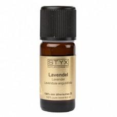 Levandule, 100% éterický olej, 10 ml, Styx