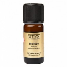 Meduňka, 100% éterický olej, 10 ml, Styx