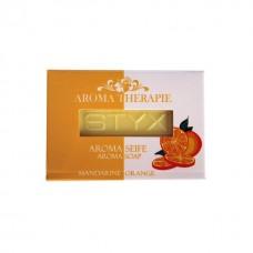 Mandarinka pomeranč aromatické mýdlo, 100g
