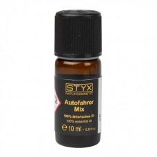 Autofahrer (do auta), směs éterických olejů, 10 ml, Styx
