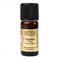 Tymian, 100% éterický olej, 10 ml, Styx