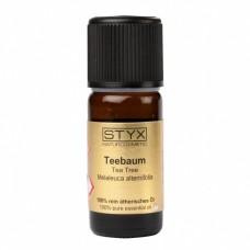 Tea Tree (Čajovník), 100% éterický olej, 10 ml, Styx